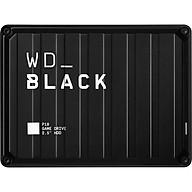 Ổ Cứng Di Động WD Black P10 Game Drive 2.5 USB 3.2 - Hàng Chính Hãng thumbnail