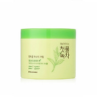 Kem tẩy trang thảo dược trà xanh (Hàn Quốc) Welcos Green Tea Fresh Cleansing Cream 300g thumbnail