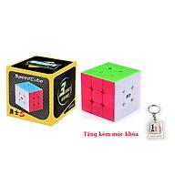 Rubik 3x3 QiYi Warrior S Stickerless Rubic 3 Tầng Không Viền thumbnail