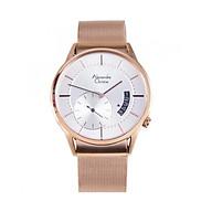 Đồng hồ đeo tay nam hiệu Alexandre Chrities 8519MSBRGSL thumbnail