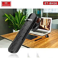 Tai Nghe Bluetooth Earldom 1 tai BH30 dành cho mọi dòng máy - HÀNG NHẬP KHẨU CHÍNH HÃNG 100% màu đen thumbnail