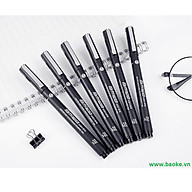 Bút nước vẽ kỹ thuật 0.2mm - BK400 đen thumbnail