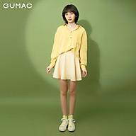 Chân váy nữ xòe GUMAC VB1150 thumbnail