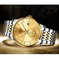 Đồng hồ nam chính hãng KASSAW K555-2 (Mạ vàng 24k) thumbnail