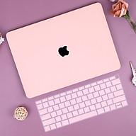 Ốp case dành cho macbook màu hồng - Hàng chính hãng thumbnail