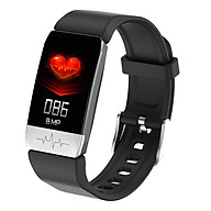 T1S Fitness Watch 1.14in Color Screen Sport Intelligent Fitness Tracker IP67 Waterproof Heart Rate Blood-Pressure thumbnail