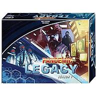 Trò Chơi Board Game Phối Hợp Pandemic Legacy Seasson 1 Hậu Đại Dịch Tiếng Anh thumbnail