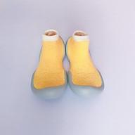 Giày tập đi cho bé cưng Anklet Yellow thumbnail