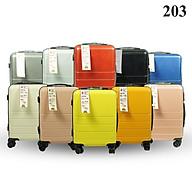 Vali kéo nhựa du lịch 203 vali kéo nhựa thiết kế hiện đại thumbnail
