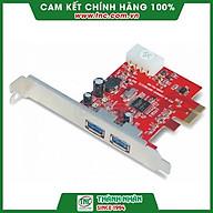 Card chuyển đổi PCI sang 2 cổng USB 3.0 Unitek Y 7301- Hàng chính hãng thumbnail