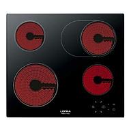 Bếp Âm Hồng Ngoại 4 Bếp Lofra Venere 60 (58cm - 7600W) - Hàng Chính Hãng thumbnail