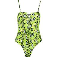 Swimsuit Bikini Set Beach Wear Bra Polyester Women Women s Clothing thumbnail