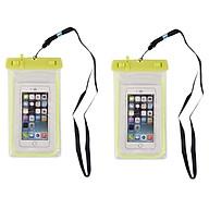 Hai túi đựng điện thoại chống nước giao màu ngẫu nhiên thumbnail