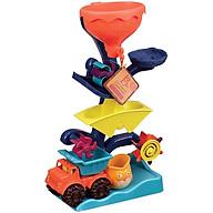 Bộ đồ chơi tháp nước và xe ben chuyên dụng B.BRAND BX1310Z thumbnail