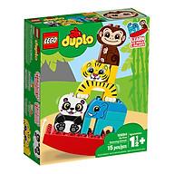 Bộ Động Vật Cân Bằng Đầu Tiên Của Bé Lego Duplo thumbnail