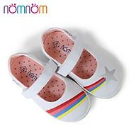 Giày trẻ em Nomnom EP G1955 Trắng thumbnail
