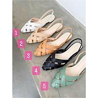 Giày bệt nhiều màu thumbnail
