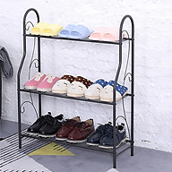 Kệ giầy 3 tầng đẹp - Hàng chính hãng thumbnail