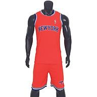 Bộ quần áo bóng rổ New York - Cam thumbnail