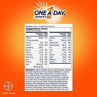 Viên Uống One A Day Women Multivitamin 300 Viên Của Mỹ thumbnail
