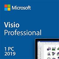 Microsoft Visio 2019 Pro 32 64-bit Chính Hãng Sử Dụng Vĩnh Viễn thumbnail