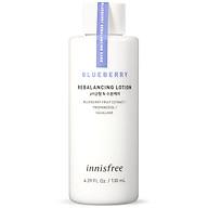 Sữa Dưỡng Ẩm Từ Blueberry Innisfree Blueberry Rebalancing Lotion 130ml - 131171584 thumbnail