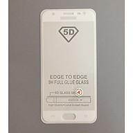 Cường lực Samsung J3 Pro Full Màn Hình(Trắng)-Hàng Chính Hãng thumbnail
