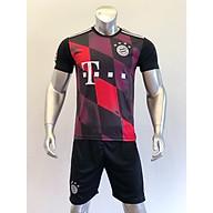Bộ Quần Áo Bóng Đá CLB Bayern Đen - Đồ Đá Banh Mới Nhất 20-21 thumbnail