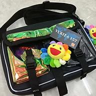 Túi đeo chéo Shoulder bag colkids club hologram phản quang ánh màu (tặng full tag + giấy thơm) (Vukita157) thumbnail
