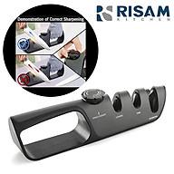 Dụng cụ mài dao, kéo đa năng cao cấp Risam - HÀNG NHẬP KHẨU thumbnail