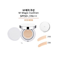 Phấn Nước Missha NEW EDITION Che Phủ Hoàn Hảo M Magic Cushion SPF 50+ PA+++ 15g thumbnail
