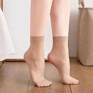 SET 10 đôi tất da chân - Tất giấy Nữ thumbnail