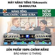 Nâng tiếng TD Acoustic CB800 Ultra - Hàng chính hãng thumbnail