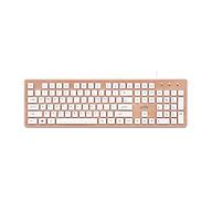 Bàn phím văn pho ng có dây - Aurora Keyboard Actto KBD-46 - Hàng chính hãng thumbnail