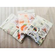 Combo 3 Bộ Quần Áo Trẻ Sơ Sinh Cao Cấp Sợi Cotton Fiber Bamboo Dành Cho Bé 0-3 Tháng Tuổi ( Màu Ngẫu Nhiên ) thumbnail