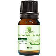 Tinh dầu hoa Sen Trắng 10ml Mộc Mây - tinh dầu thiên nhiên nguyên chất 100% - chất lượng và mùi hương vượt trội - Có kiểm định thumbnail