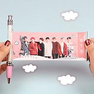 Bút BTS in hình cả nhóm thumbnail