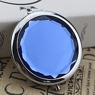 Gương trang điểm bỏ túi 2 mặt S17 - KBOX1998 thumbnail