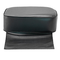 Salon Barber Child Booster Seat Cushion Beauty Salon Spa Equipment Styling Chair, Black White, Child Booster Seat Barber Chair Kid Spa Salon Equipment thumbnail