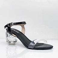 Sandal nữ 5 phân gót trong siêu dễ thương 21340 thumbnail