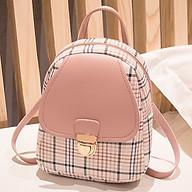 Balo thời trang đa năng, thiết kế trẻ trung, chất liệu PU bền đẹp TK0066 thumbnail