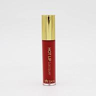 Son kem lì Zelyn Hot Lip Lacquer 6 màu tặng 2 mặt nạ Jant Blanc thumbnail