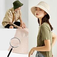 Mũ Vành Tròn, Mũ Bucket, Nón Cụp Vành Thời Trang Cực Cá Tính MD05 thumbnail