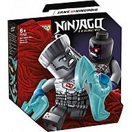 Đồ chơi LEGO Đấu Trường Ninjago - Zane Đối Đầu Nindriod 71731 thumbnail