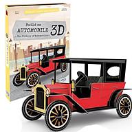 Bộ xếp hình mô hình 3D Lịch sử ra đời xe ô tô chính hãng SASSI AUTOMOBILE 3D model - thumbnail