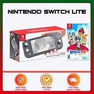 Máy Chơi Game Nintendo Switch Lite + Game Nintendo - Monster Boy And The Cursed Kingdom - Hàng Nhập Khẩu thumbnail