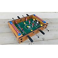 Bộ đồ chơi bàn bi lắc đá bóng bằng gỗ 4 tay cầm thumbnail