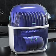 Tủ chén bát khử trùng UV kiểu nhật - Hàng chính hãng thumbnail