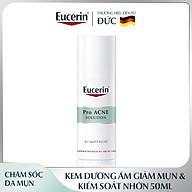 Kem Dưỡng Ẩm Giảm Mụn Và Kiểm Soát Nhờn Eucerin Pro Acne MATT Fluid 50ml thumbnail