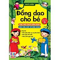 Đồng dao cho bé - Các trò chơi dân gian - Các câu hát vè dân gian - Bé từ 3 đến trở lên (dành cho bé tập nói) thumbnail